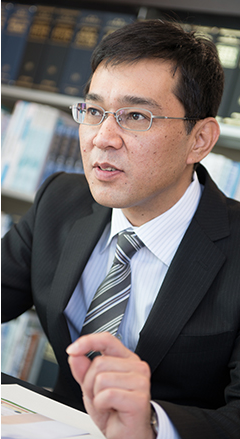 弁護士中澤伸浩